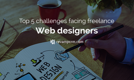 Top 5 challenges facing freelance Web Designers