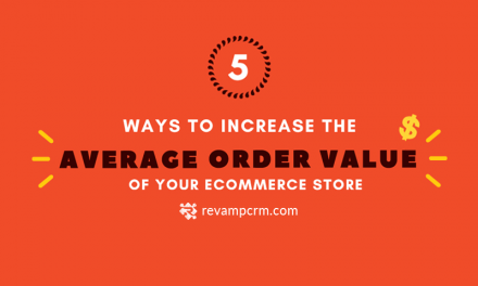 5 Ways to Increase the Average Order Value of Your eCommerce Store [ Infographic ]