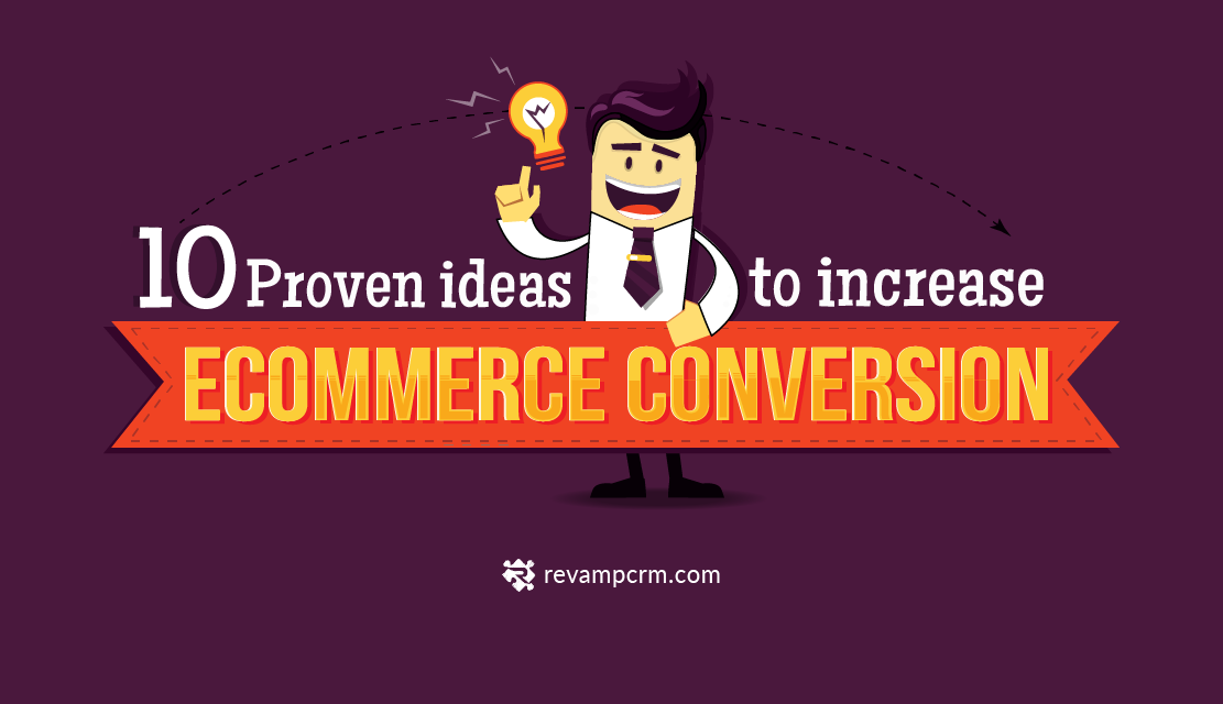 Top 12 Low Conversion Rate Reasons In eCommerce And How To Increase It [ Infographic ]