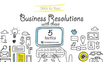 Stick to Your Business Resolutions With These 5 Tactics