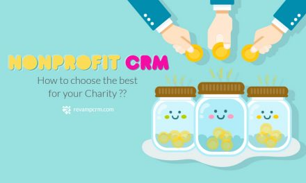 4 Key Points to a successful Nonprofit CRM